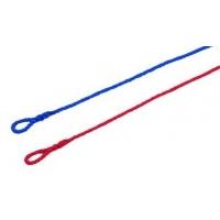 Акушерская веревка красно-синяя, 2 м.