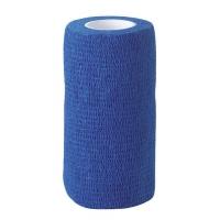 Самоклеящийся бандаж  ВТС 5х450 см, синий