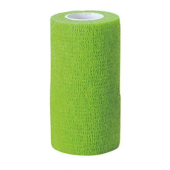 Самоклеящийся бандаж  ВТС 10х450 см, зеленый
