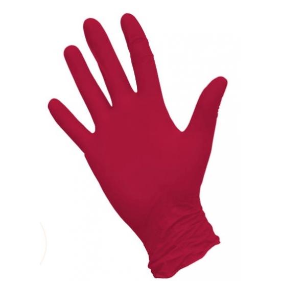 Перчатки нитриловые, смотровые NitriMAX
