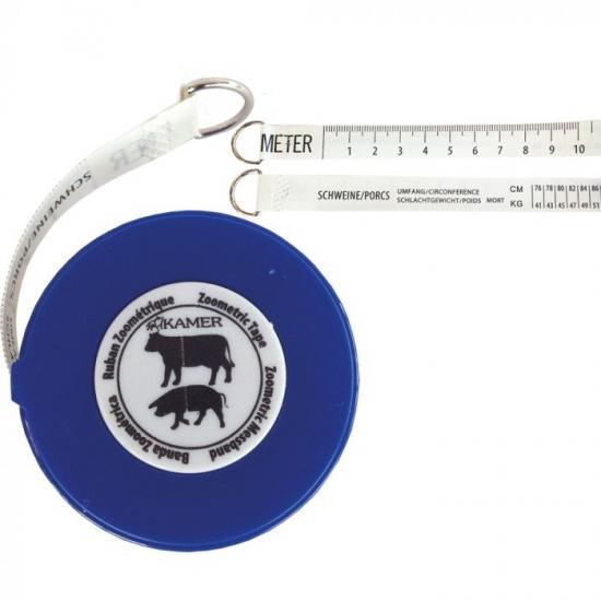 Рулетка для обмера  скота