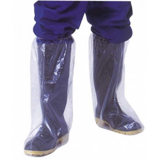 Защита на обувь, высота 50 см.